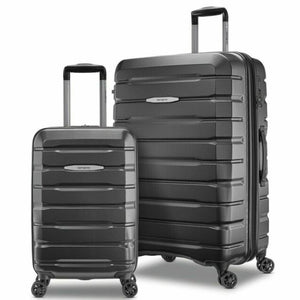 Samsonite Tech-2 Hardside 2 Piece Suitcase Luggage Set-2 Units - shopperskartuae