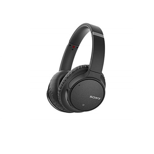 Sony WH-CH700N Wireless Noise Canceling Headphones, Black (WHCH700N/B) - shopperskartuae