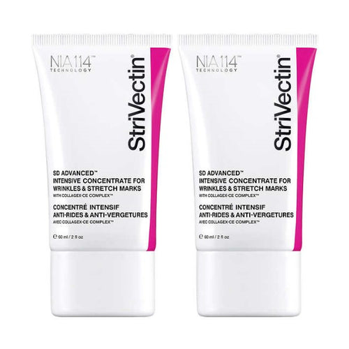 StriVectin SD Advanced Intensive Concentrate for Wrinkles and Stretch Marks Pack of 2