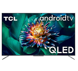 TCL 55 inch 4K HDR Premium QLED Android TV with Freeview Play - C71 55C715K