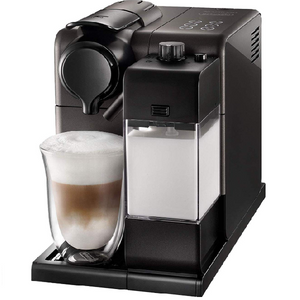 De'Longhi Nespresso Lattissima Touch EN550.BM Espresso Coffee Machine, Black - shopperskartuae