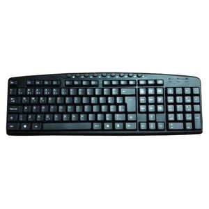 USB Multimedia Keyboard Light wave LW-KB05