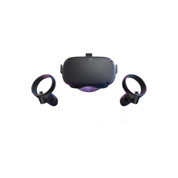 Oculus Quest 128GB All-in-one VR Gaming Headset - 128GB - Black - shopperskartuae