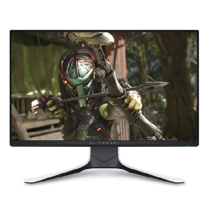 Alienware AW2521HFL 25-inch 240Hz,1ms IPS Gaming Monitor AMD FreeSync Premium and NVIDIA G-SYNC Compatible (Lunar white)