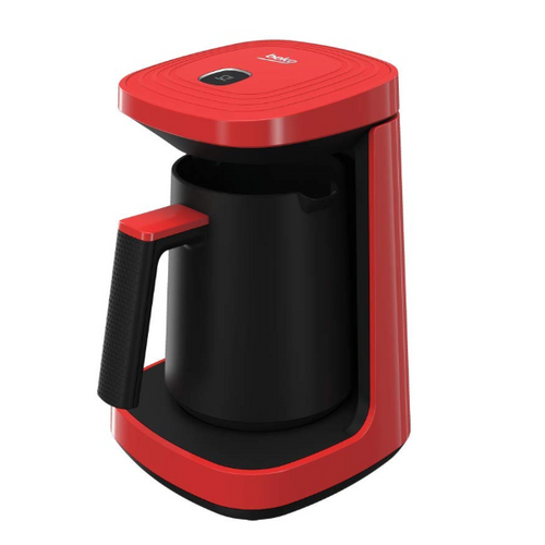 Beko Turkish Coffee Maker - TKM 2940 (Red) - shopperskartuae