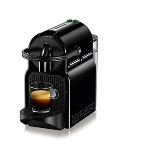 NESPRESSO Inissia  Black Coffee Machine - shopperskartuae