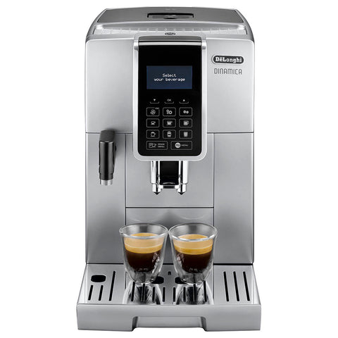 De'Longhi - Dinamica Coffee Machine Ecam 350.75.S - shopperskartuae
