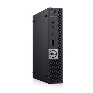 Dell OptiPlex 7060 MFF i7-8700T, 8GB RAM, 128GB SSD, Win10 Pro. - shopperskartuae