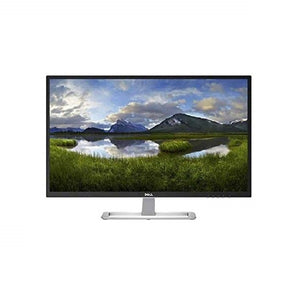 Dell 32 Inch FHD LED Monitor - White,HDMI,VGA (D3218HN). - shopperskartuae