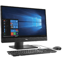 Load image into Gallery viewer, Dell OptiPlex 5260 All-in-One with Intel Core i5-8500, 8GB RAM, 512GB SSD M.2, 21.5 inch Non-Touch, Win 10 Pro, Dell K-B & Mouse - shopperskartuae