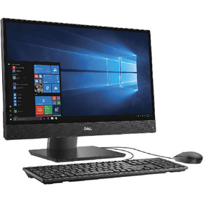 Dell OptiPlex 5260 All-in-One with Intel Core i5-8500, 8GB RAM, 512GB SSD M.2, 21.5 inch Non-Touch, Win 10 Pro, Dell K-B & Mouse - shopperskartuae