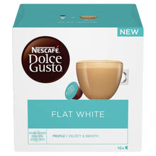 Load image into Gallery viewer, Nescafe Dolce Gusto Flat White Coffee Pods, 16 Capsules - shopperskartuae