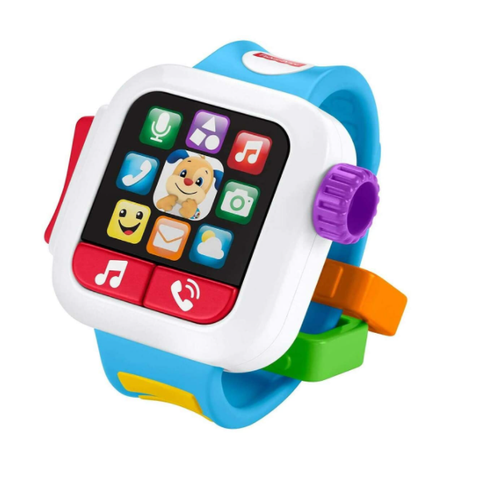 Fisher-Price Laugh & Learn Smart Watch - GMM44