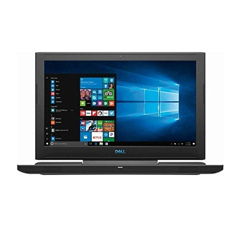 Dell Inspiron G7 7588 Gaming Laptop i7-8750H, 15.6-Inch FHD,1TB HDD 256GB SSD ,8GB Ram, 6GB VGA-GTX1060, English-KB, Windows 10, Black - shopperskartuae
