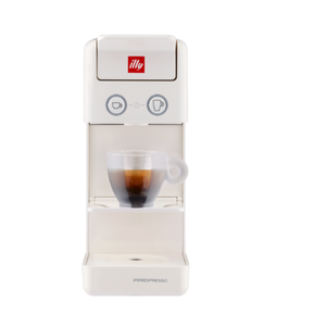 Illy Y3.3 Iperespresso Coffee Machine - White`