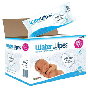 WaterWipes Purest Baby Wipes Sensitive Skin. - shopperskartuae