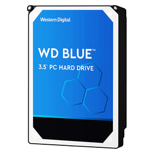 Western Digital 1TB PC Hard Drive (7200 RPM) WD10EZEX-60WN4A0. - shopperskartuae