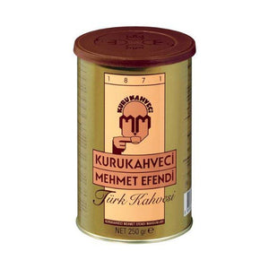 Kurukahveci Mehmet Efendi Turkish Coffee (250GR) - Shoppers-kart.com