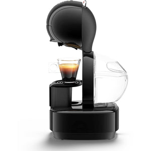 Nescafe Dolce Gusto Lumio Automatic Coffee Machine (Black). - shopperskartuae