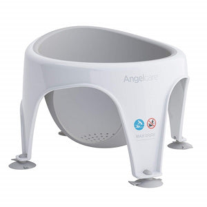 Angelcare Soft Touch Bath Seat (Grey) For Babies From 6-10 Months. - shopperskartuae
