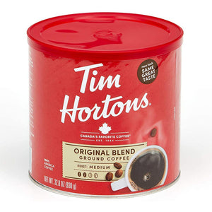Tim Hortons Coffee Melange Original Blend (930g). - shopperskartuae