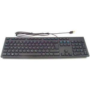 Dell USB Keyboard KB216 (Black). - shopperskartuae