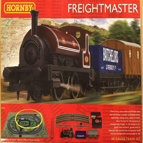 Hornby Freightmaster OO Train Set R1223 - shopperskartuae