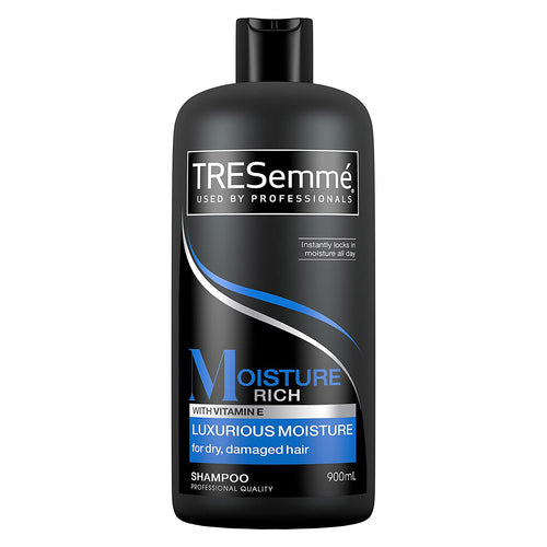 TRESemmé Moisture Rich Luxurious Moisture Shampoo With Ayur Soap(900ml). - shopperskartuae