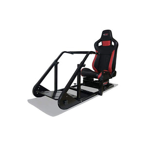 GT Omega ART Racing Simulator Cockpit RS6 Gaming Console Seat and frame - shopperskartuae