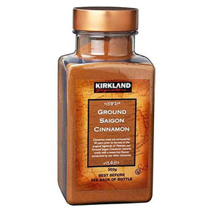 Kirkland Signature Ground Saigon Cinnamon (303g). - shopperskartuae