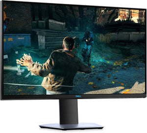 Dell S2719DGF 27 Inch TN Anti-Glare LED-backlit LCD Gaming 2019 Monitor - (Black) (1 ms Response Time, QHD 2560 x 1440 at 155 Hz, HDMI, Tilt and swivel and AMD FreeSync) - shopperskartuae