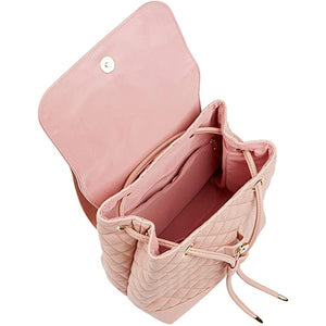 Harrods Chelsea Pink Backpack. - shopperskartuae