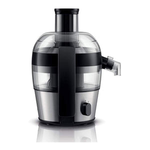 Philips Viva Collection Compact Juicer, 1.5 Litre, 500 Watt HR1836/01 - Brushed Aluminium. - shopperskartuae
