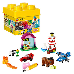 Lego 10692 Classic Multi Colour Bricks Set. - shopperskartuae