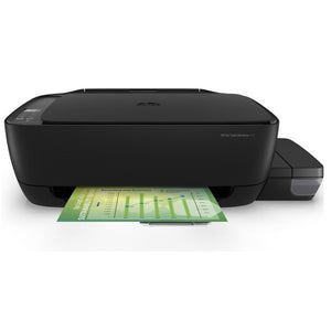 HP Ink Tank 415 Wireless All-In-One Printer, Black - Z4B53A - shopperskartuae