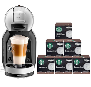 Mini Me Coffee Machine Dolce Gusto- KP123B40 (Starbucks Cappuccino)
