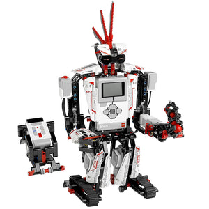 LEGO 31313 Mindstorms EV3 Robot Kit with Remote Control for Kids, Educational STEM Toy for Programming and Learning How to Code (601 pieces) - shopperskartuae