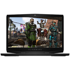 Dell Alienware M17 Thin Gaming Laptop Core i7 8750H , 16GB , 1TB + 512GB SSD , RTX2070 8GB VGA , Win 10 , 17.3 FHD Display - shopperskartuae