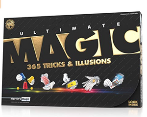 Marvin's Magic Ultimate Magic Tricks and Illusions 365