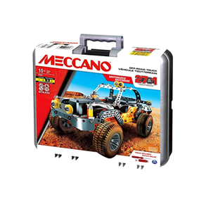 Meccano Engineering & Robotics off road truck 27-in-1