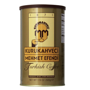 Kurukahveci Mehmet Efendi Turkish Coffee(500g), 17.6 oz