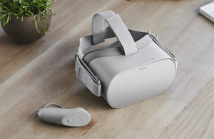 Oculus Go  Standalone Virtual Reality Headset - 32GB - shopperskartuae