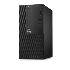 Dell OptiPlex 3050 MT - Intel Core i3-7100 3.9GHz,8GB RAM,500GB HDD,Win 10 Pro - shopperskartuae