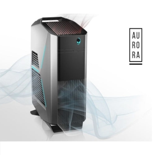 Dell Alienware Aurora R8  i9-9900K, 8 GB NVidia RTX 2080 ,32GB RAM , 512 GB SSD+2TB HDD, Win 10 Home Gaming Desktop - shopperskartuae