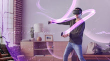 Load image into Gallery viewer, Oculus Quest 128GB All-in-one VR Gaming Headset - 128GB - Black - shopperskartuae