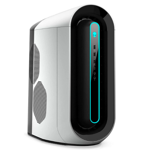 Alienware Aurora R9 Gaming Desktop Intel i9-9900k upto 5GHz,1TB HDD + 256GB M.2 SSD, 16GB DDR4 2666MHz, 2 x 11GB GDDR6 Nvidia GeForce RTX 2080Ti OC, Windows 10 - shopperskartuae