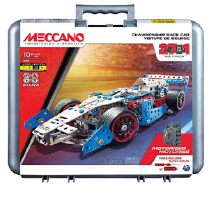 Meccano Engineering & Robotics Championship Race Car 27-in-1 - shopperskartuae