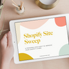 Shopify Site Sweep