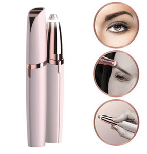 Beauty Bliss™ Mini Eyebrow Shaver White - BeautyBliss