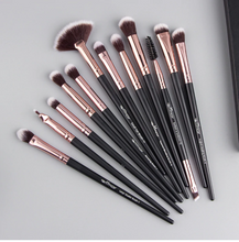Load image into Gallery viewer, Beauty Bliss™ Luxury Makeup Brushes Set of 12 - BeautyBliss